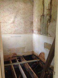 баня ремонт